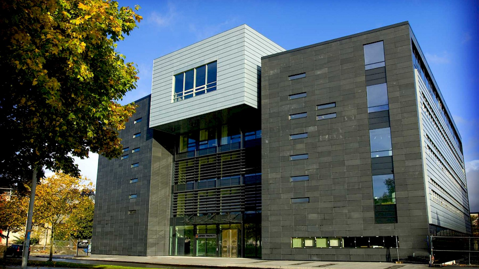 Vernepleierutdanningen flyttet i 2007 inn på ny campus i Vågsgaten i Sandnes